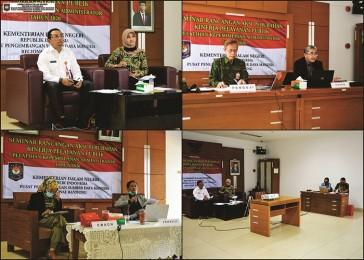Rancangan Aksi Perubahan Kinerja Organisasi Pelatihan Kepemimpinan Administrator PKA Angkatan Ke-2 PNBP TA 2020